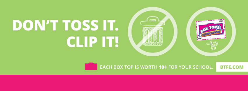 Box Tops | Royle PTO